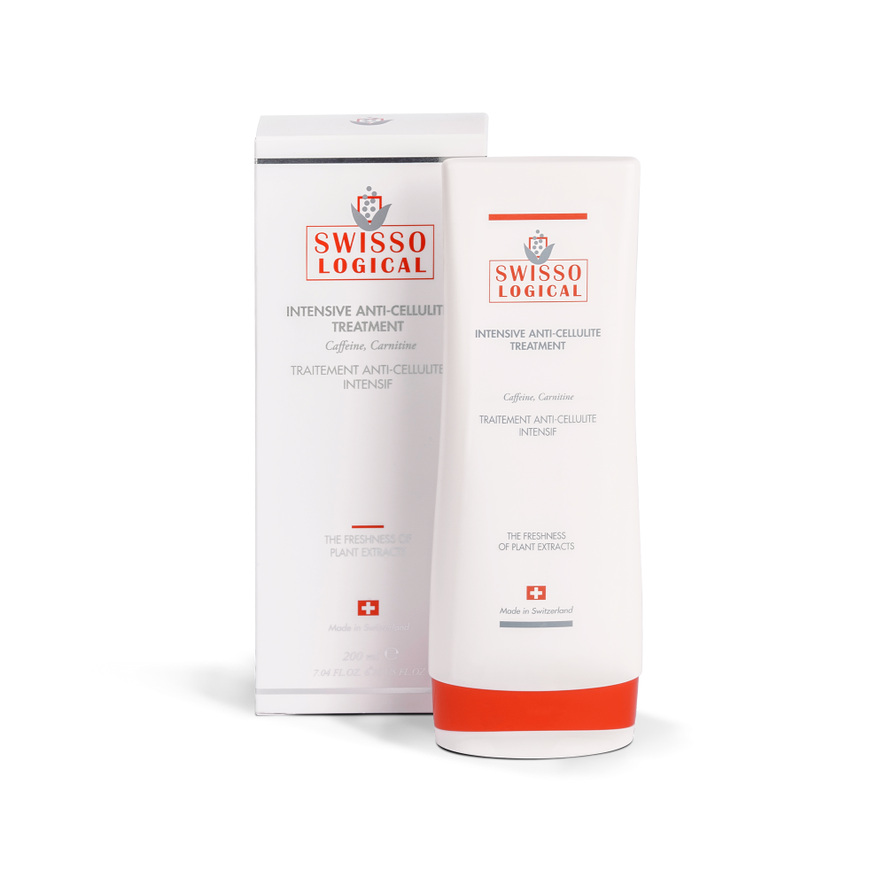 Intensive Anti-Cellulite Treatment - Swisso Logical